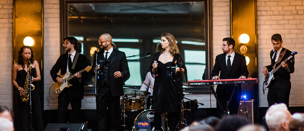 NY Wedding Band Soul Funk Motown Cover Band Live Band Music NYC Hudson Valley Vermont Catskills